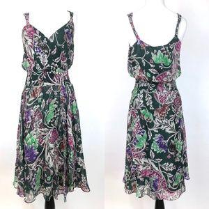 Diane Von Furstenberg Fiesta Silk Dress